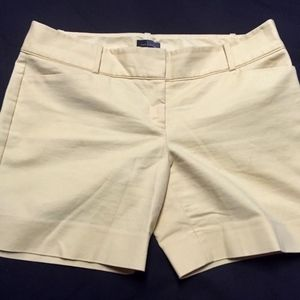 THE LIMITED NEW Tailored Dress SHORTS 5 INCH